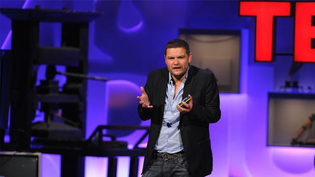 BKW Partner Gives Short Talk at TED Global