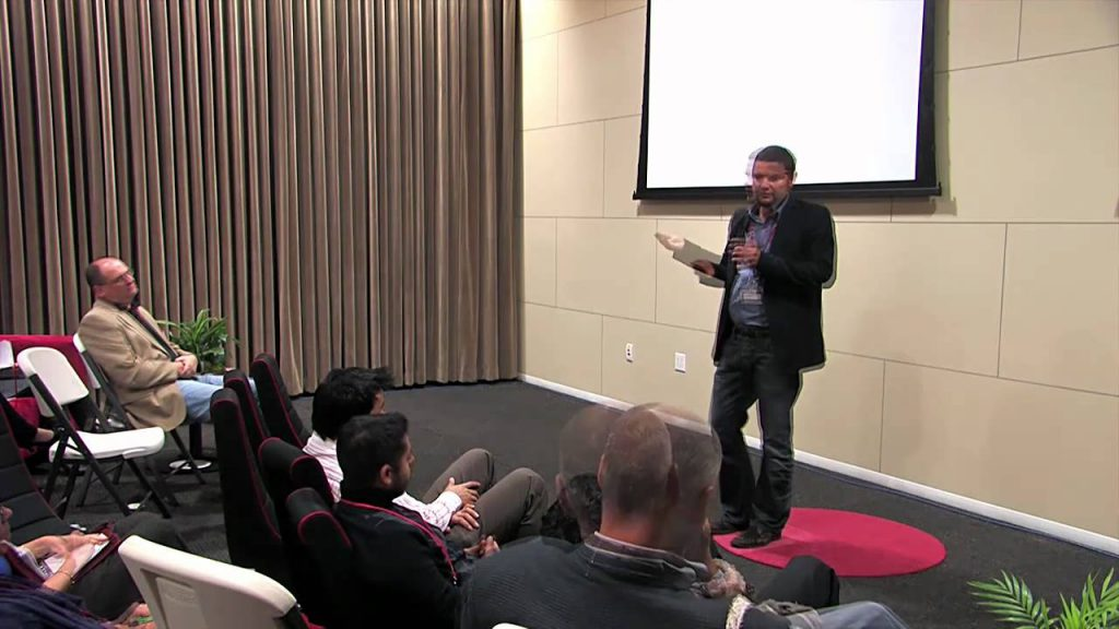 BKW Partner Talks Digital Literacy at TEDx Constitution Drive, Silicon Valley