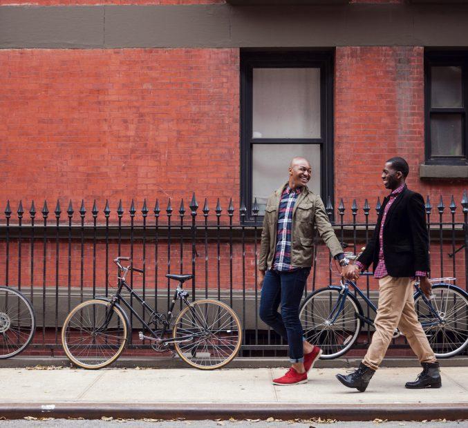 """""""We need a neighborhood with bike lanes"""""""